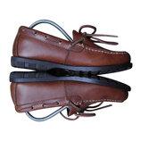Кожаные туфли топсайдеры макасины Eastland 9M Oxford & Flast