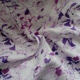 Отрезы плательного жаккарда в цветочный принт, ткань, ткани
