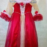 Платье принцессы БЕЛЬ .