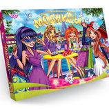 Игра настольная для девочек Модницы 0016