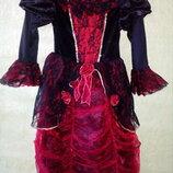 Платье Ведьмочки или Вампирши .