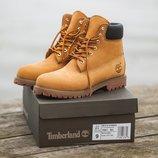Зимние мужские ботинки Timberland Тимберленд, безупречное качество, р 41-45, код SOF0602