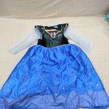 Продам в новом состоянии,фирменное Disney,платье Анны,эльзы, 3-5 лет.