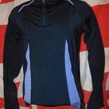 Спортивная фирменная термо кофта свитшот реглан бренд John Cabot.м