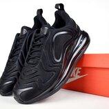 Кроссовки мужские Nike Air Max 720 черные