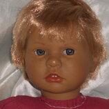 коллекционная характерная кукла Panre Испания оригинал клеймо винтаж 41 см