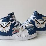 Качественные демисезонные ботинки, Tom. M