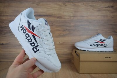 d52d1e20332e92 Кроссовки мужские Reebok Classic белые: 1020 грн - мужские кроссовки ...