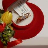 Новинка Шикарное кольцо с фианитом Позолота 585 пробы В наличии 17р-р