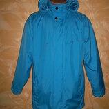 Куртка с капюшоном рр.158-164 Отличное состояние