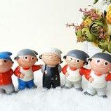 Резиновая кукла игрушка Goebel Германия