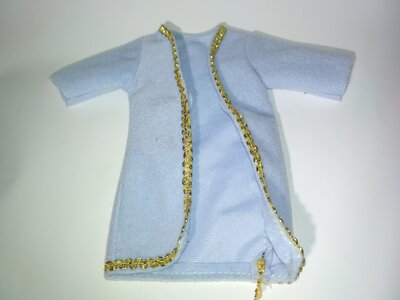 Одежда халат платье на куклу, для куклы пупса кукла,пупс