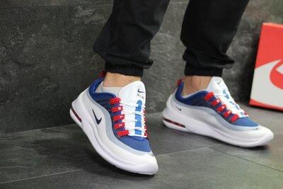 Кроссовки мужские Nike Air Max Axis white/blue