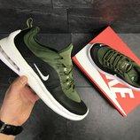 Кроссовки мужские Nike Air Max Axis green