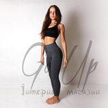Женские спортивные лосины для фитнеса, Yamlan-2 5 цветов, леггинсы, одежда