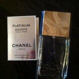 Парфюм Chanel Egoiste Platinum
