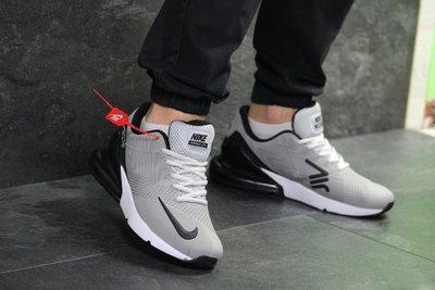 Мужские кроссовки Nike Air Max 270, серые