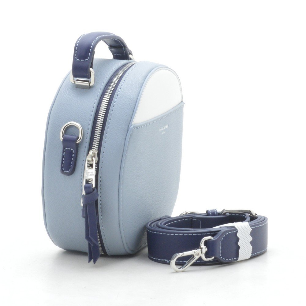 f367a50a499c Продано: Клатч D. Jones 5916-1T l.blue - клатчи и маленькие сумки в  Полтаве, объявление №20245416 Клубок (ранее Клумба)