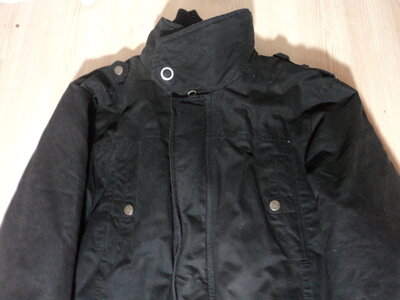 Демисезонная куртка - парка