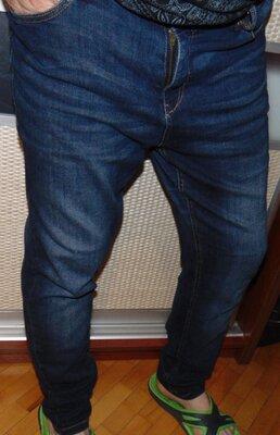 Стильние фирменние джинси стрейч универсал бренд Giada Гиада .л-хл .34--48
