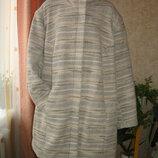 Красивое женское пальто размер 58