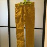 Вельветовые брюки Kiabi мальчику на 10-12 лет Франция