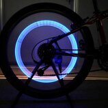 Неоновая подсветка колес велосипед, мотоцикл, автомобиль