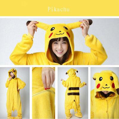 Кигуруми пижамы детские костюмы покемон Пикачу  530 грн - пижамы ... ae21317e22fdf
