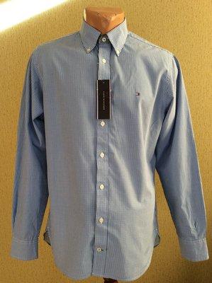 bcaafe0f545d Мужская новая рубашка TOMMY HILFIGER оригинал размер S