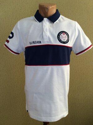 Мужская футболка поло U.S.POLO ASSN оригина Размер S