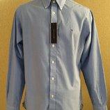 Мужская новая рубашка TOMMY HILFIGER оригинал размер S