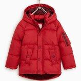 Демисезонная куртка для мальчика ZARA Испания Размер 116, 122, 128, 134, 140