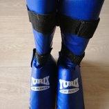 Защита на ноги. Единоборства