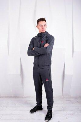 Спортивный костюм Reebok UFC темно-серый