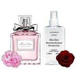 Духи 110 мл Люкс качество. Dior Miss Dior Blooming Bouquet