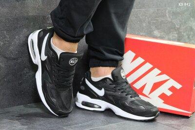 Красивые мужские кроссовки Nike Air Max Найк, весна, осень, 41-45, 24FKS842