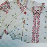 Рубашка, вышиванка, в украинском стиле