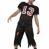 Зомби Футболист 13 костюм 44