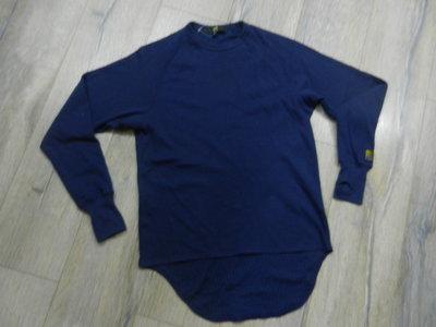 Work Zone теино синий свитер, пуловер, футболка, хлопок, новая 46/М
