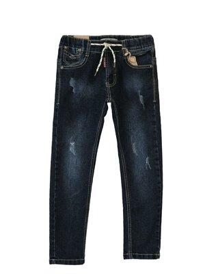 Низкая цена- супер качество Стильные джинсы для мальчика Венгрия