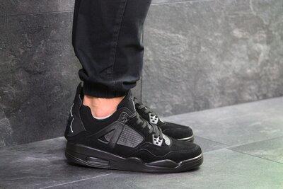 Кроссовки мужские Nike Air Jordan Flight black
