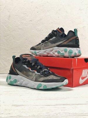 Мужские кроссовки Nike React   Чоловічі кросівки Найк