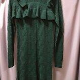 Ажурное вязаное платье Deseries