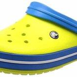 Кроксы Crocs Crocband р. м8-м13. Оригинал