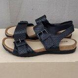 Кожаные сандалии босоножки Ecco Dagmar 36 р. Оригинал