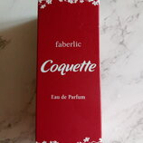 парфюмeрная вода Coguette.faberlic