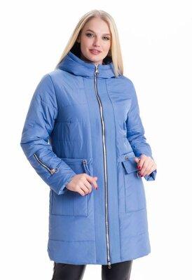 Демисезонная комфортная куртка