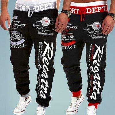 Спортивные мужские штаны 4 цвета