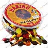 Большая упаковка конфет со множеством различных вкусов Haribo Matador