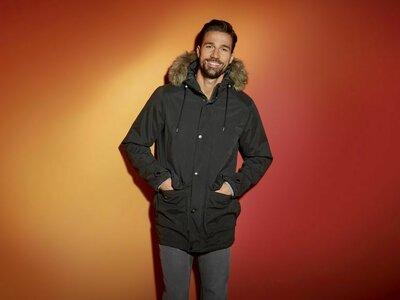 Зимова куртка, Німеччина